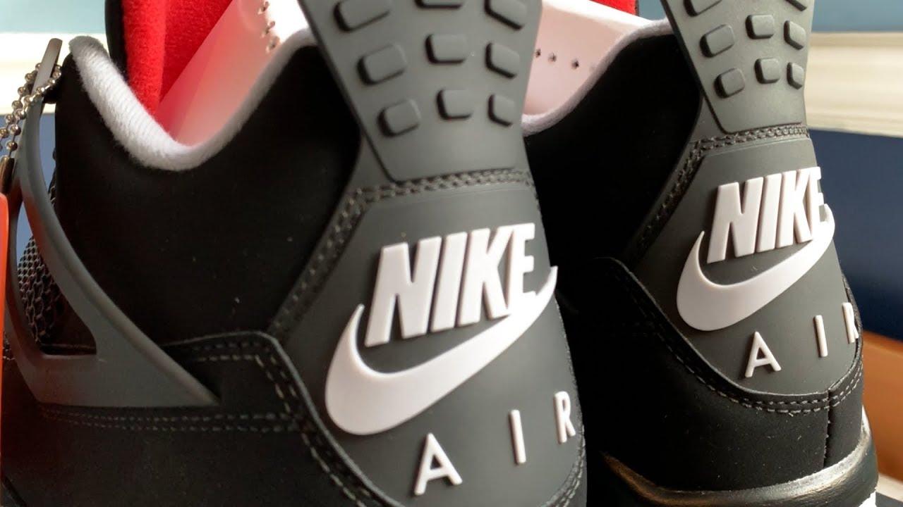 6663e5b19a8777 Air Jordan 4 Black Cement