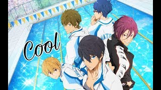 Free! Amv -  Cool ( Jonas Brothers) Video