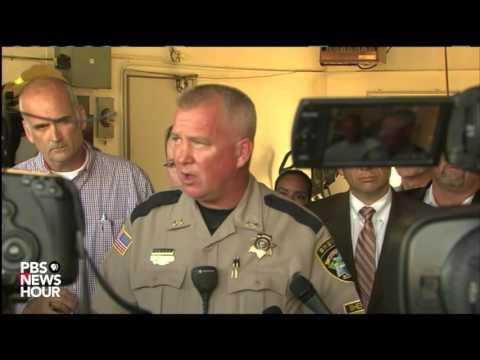 Douglas County Sheriff John Hanlin confirms 10 dead in Oregon shooting
