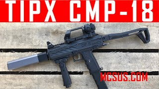 Tipx CMP-18 Body Kit Installation And Shooting Demo