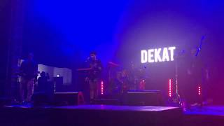 Dekat - Somewhere In Tajikistan (Live at We The Fest 21/07/2019)
