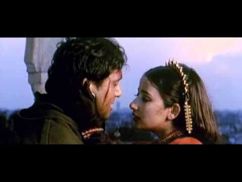 Govinda & Manisha (Maharaja) - the final kiss