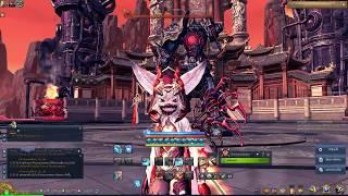 [BnS-Patch LV60 วันแรก] Blade Dancer Guide Skill สายฟ้า 2.0m DPS Test Moyun Parse