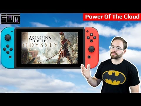 Assassin S Creed Odyssey Is Coming To Switch Well Kind Of News