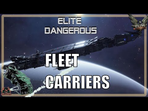 Elite Dangerous Fleet Carriers Reveal | Elite Dangerous 2020