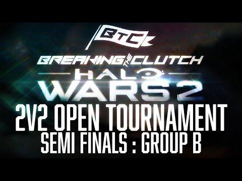 HW2 2v2 Tournament: Spartan-II Wannabees vs G.S.B.S - Group B Semi-Finals (BO3)