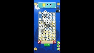 Magic Words: Craft Words (by Oleg Oleynichenko) - puzzle game for android and iOS - gameplay.