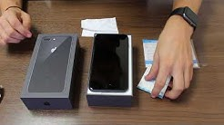 Liquipel - Liquid Screen Protection from Walmart & iPhone 8+ Unboxing