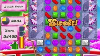 Candy Crush Saga Level 373 No Booster