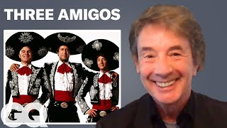 Martin Short Breaks Down His Most Iconic Characters | GQ