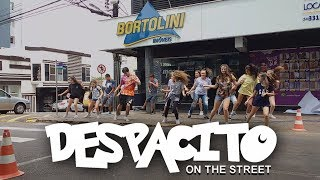 Despacito  On The Street  - Coreografia Por Leo Co