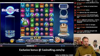 BONUS STREAM!! High Stakes Buys & More. CasinoRing.com for your highlights and tons of giveaways!