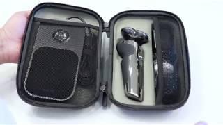 Електробритва Philips SP9862/14. Комплектація і розпаковування