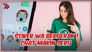 Download Cara Membuat Stiker Bergerak di WhatsApp, Bisa Bikin Stiker Sendiri!