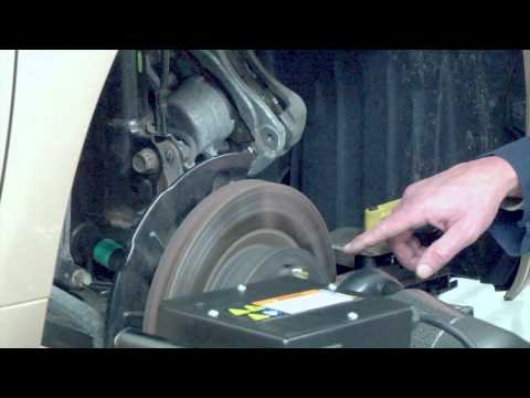 SCC Automotive Training - Pro Cut On Car Brake Lathe
