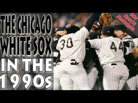 The Chicago White Sox in the 1990s.