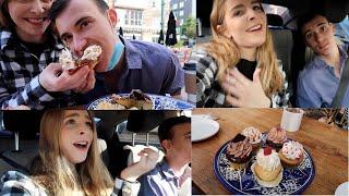 Cake Tasting and Carpool Karaoke