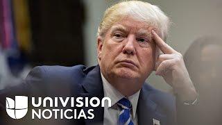 Las polémicas y promesas incumplidas que marcan los primeros 100 días de Trump