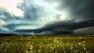 July 17th 2015 South Dakota Tornado Warned Supercell time lapse