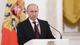 Putin Q&A 2014 (FULL PRESSER)