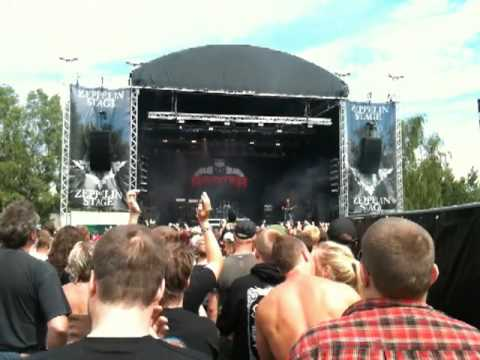 Sweden Rock Festival 2011- Raubtier