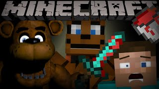 If Five Nights at Freddy's met Minecraft