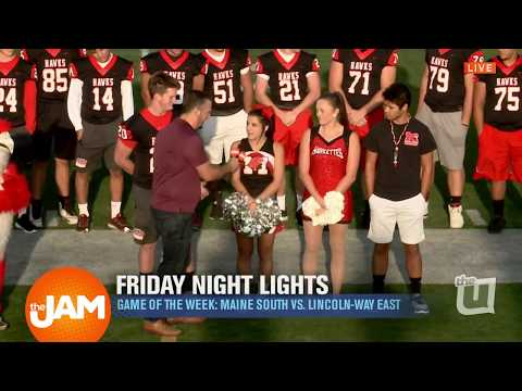 Game Of The Week: Friday Night Lights with Maine South High School Part 3