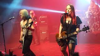 "L7 ""Pretend We're Dead"" @ La Cigale - 13/06/2018"