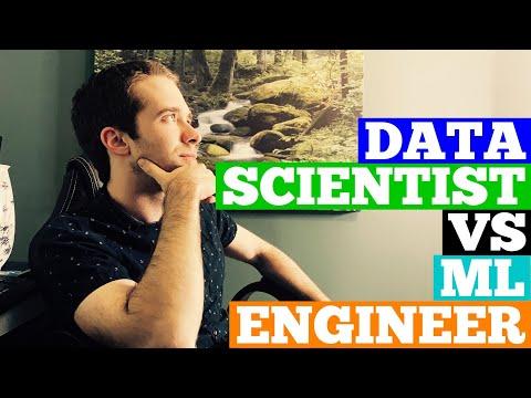Data Scientist Vs ML Engineer | A Data Scientist's Perspective