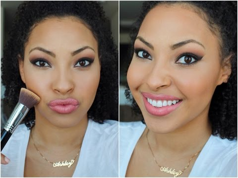 Flawless Foundation and Concealer Routine