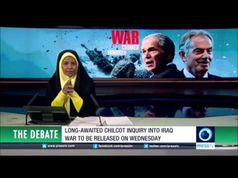 Debate: War Crimes Ignored.  Why No Justice.