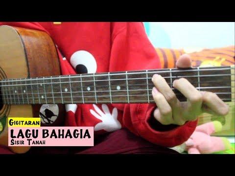 Lagu Bahagia - Sisir Tanah | Gigitaran by Gia