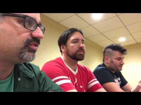 Metatopia 2015 - Experiences in Crowdfunding