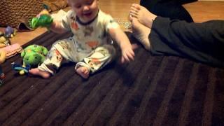 Crazy Goofy Baby