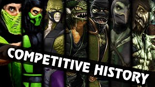 Meta Powerhouse - Competitive History of Reptile
