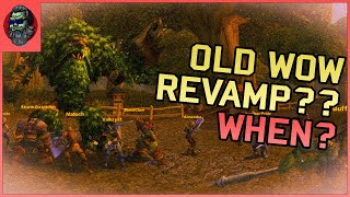 World of Warcraft REνAMP in 10.0?