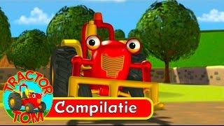 Tractor Tom - Compilatie 1 (Nederlands)