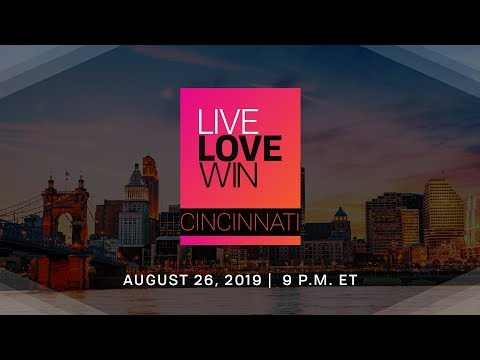 Live Love Win | Monday, August 26