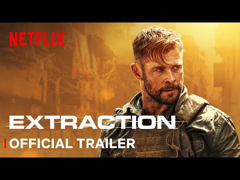 Extraction trailer