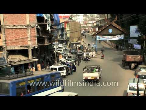 Kohima Market of Nagaland