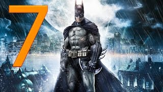 Batman Arkham Asylum Walkthrough Part 7 No Commentary 1080p HD