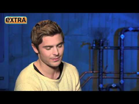 Zac Efron Answers Demi Moore Romance Rumors