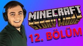 Minecraft Hikaye Modu - 12. Bölüm: Türkçe Altyazılı