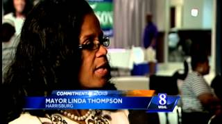 Linda Thompson concedes in Harrisburg mayoral race