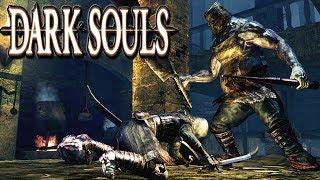 Dark Souls - Dead Meat Depths Gameplay Walkthrough PART 9 HD PC/PS3/360 Blind DS Mod