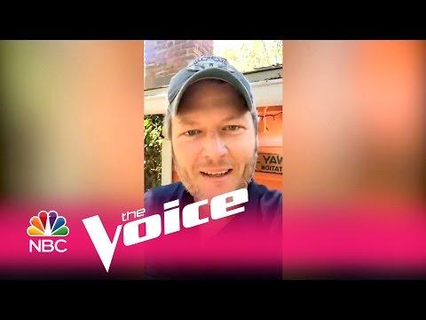 The Voice 2017 - Blake Shelton Announces Season 13 & 14 Coaches (Digital Exclusive)