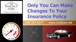 New Car Insurance - The Insurance Store