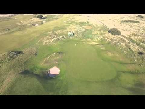 Royal Dublin Flyover Professional Golf Tips Front 9