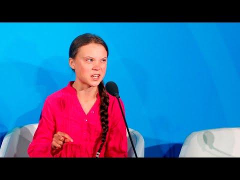Greta Thunberg's 'dishonest, alarmist rubbish' is tragically destroying young people