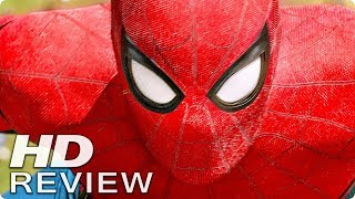 SPIDER-MAN: HOMECOMING Kritik Review (2017)